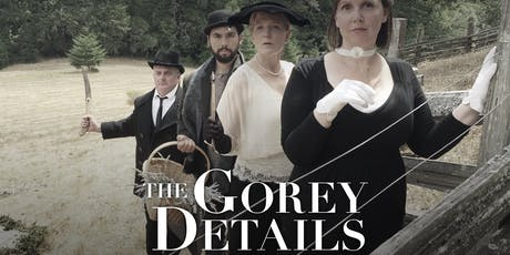 The Gorey Details: Improv inspired by Edward Gorey  tickets