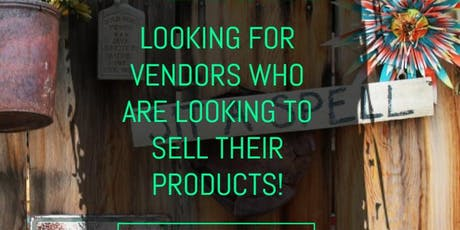 Shopping Vendors Needed For Fall Festival tickets