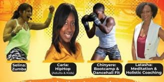 BODY BY CHINYERE FITNESS OPEN HOUSE