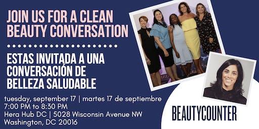 Clean Beauty Conversation | Conversación de Belleza Saludable