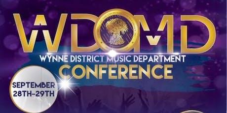 Wynne DIst. Music Conference tickets