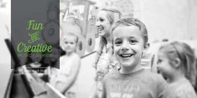 October 22 Free Music Class for Kids (Ojai, CA)