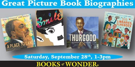 Great Picture Book Biographies! tickets