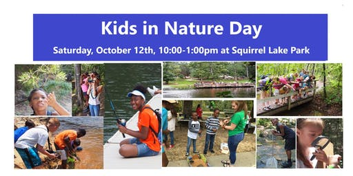 Kids in Nature Day