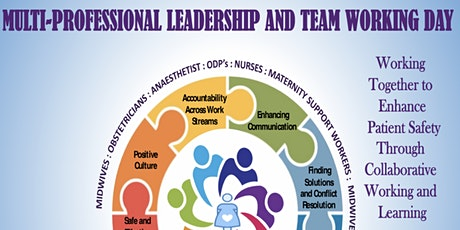 Multiprofessional leadership and team building day  tickets