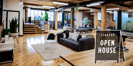 Startup Open House @ Looka tickets