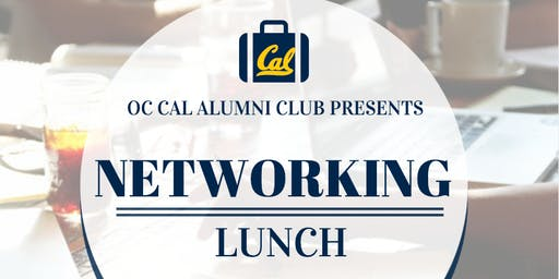 OC Cal Alumni - Networking Lunch (October)