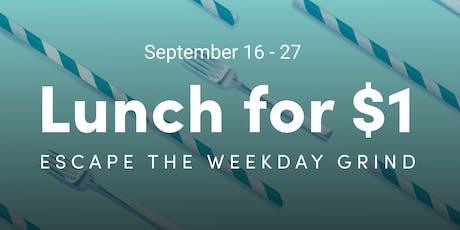 Lunch Fest in Cincinnati tickets