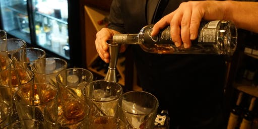 Bourbon Dinner October