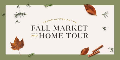 Fall Market and Home Tour Benefiting a Wish with Wings - Walsh Guests