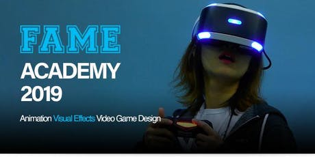 FAME Academy - Animation, VFX, Video Game Design classes in Burnaby tickets
