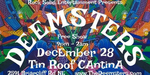 RSE Presents: An evening with Deemsters