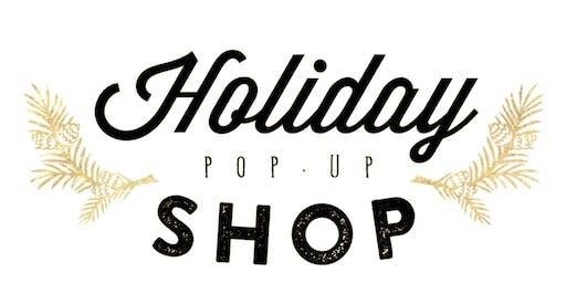 Volunteer Registration for Holiday Pop-Up Shop 2019