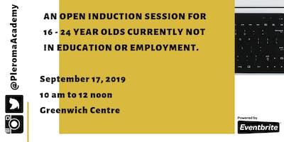 Pleroma Academy Open Induction: Get Employed