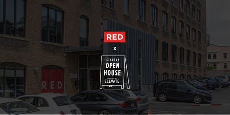 RED x Start Up Open House tickets