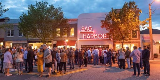 Here Comes The Sag Harbor Cinema