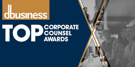 DBusiness Top Coporate Counsel Awards tickets