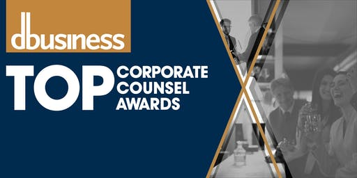 DBusiness Top Coporate Counsel Awards