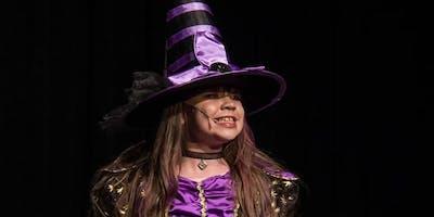 AWP Halloween Cabaret Show!