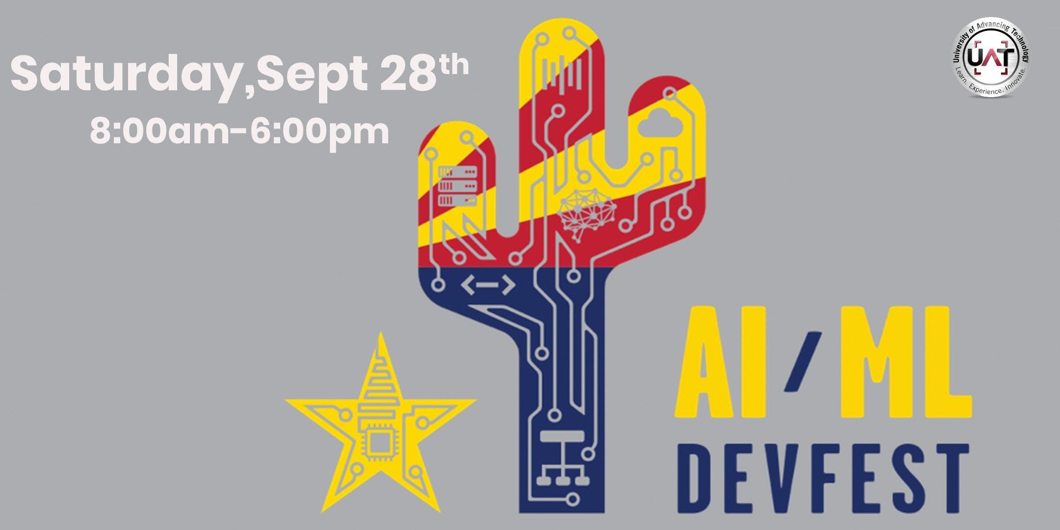 AI/ML Devfest at UAT