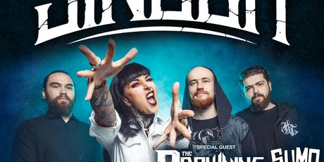 Jinjer w/s/g's The Browning & Sumo Cyco - Live in The Vault tickets