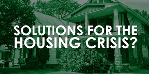 Solutions for Housing Crisis?