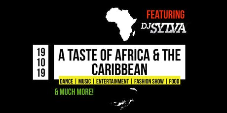 A Taste Of Africa & The Caribbean Charity Event tickets