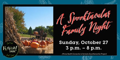 A Spooktacular Family Night tickets