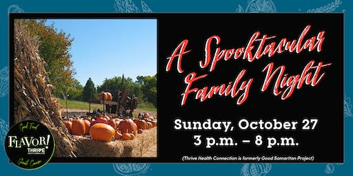 A Spooktacular Family Night