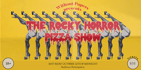 Rocky Horror Pizza Show tickets