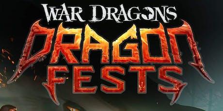 War Dragons Go Fest/ NorthAlabama tickets