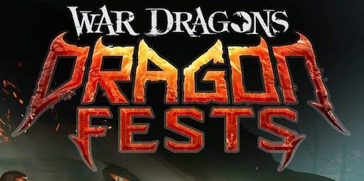 War Dragons Go Fest/ NorthAlabama