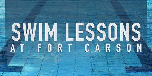 Fort Carson Swim Lessons- October