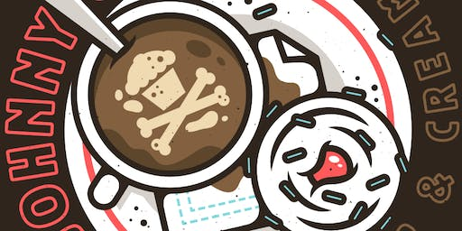 Johnny Cupcakes Cake Dealer Pop Up X Barbarossa Coffee National Coffee Day