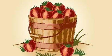 Farm IQ Class Series: Growing Fall Tomatoes tickets