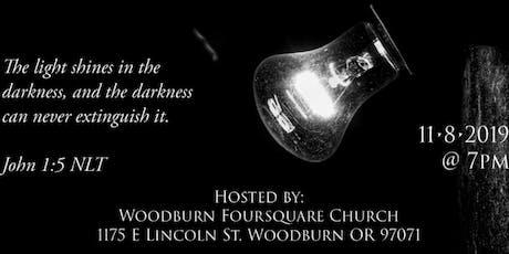 Evening of Prayer & Worship for Local Anti-Trafficking Work tickets