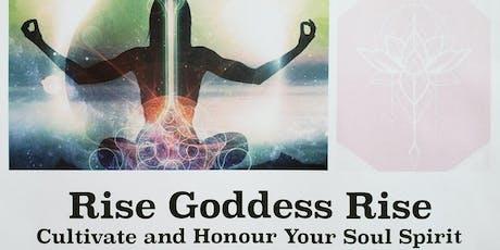 Rise Goddess Rise Kundalini Women's Yoga Series tickets