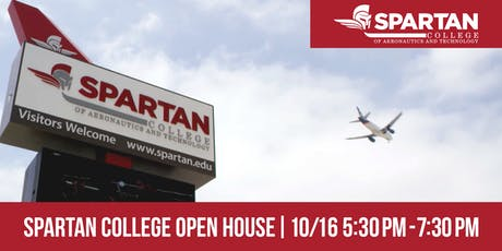 Spartan College - LA Campus Open House tickets