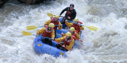 Whitewater Rafting for Beginners and Experts