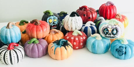 Pumpkin Painting at Grandma's House Brewery! tickets