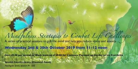 Mindfulness Strategies to Combat Life Challenges tickets