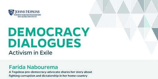 Activism in Exile, with Togolese pro-democracy advocate Farida Nabourema