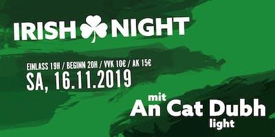 Irish Night in der Kulturscheune Karben