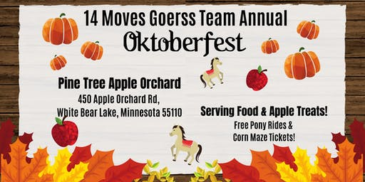 14 Moves Goerss Team Annual OKTOBERFEST!