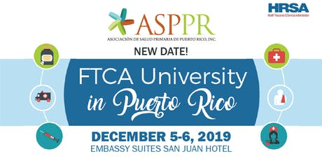 FTCA UNIVERSITY IN PUERTO RICO tickets