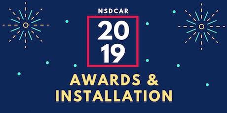 2019 Awards & Installation Celebration tickets