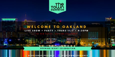 "Subversal Presents ""Welcome To Oakland"" tickets"