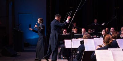 US Air Force Band of the Golden West Concert Band and Solano Winds