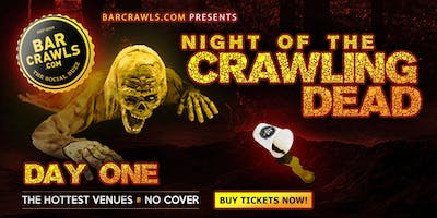 Barcrawls.com Presents The Charleston Halloween Bar Crawl Day 1