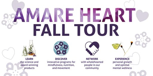 Amare Global Fall Heart Tour, Beloit 2019